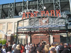 "AT&T Park • <a style=""font-size:0.8em;"" href=""http://www.flickr.com/photos/109120354@N07/11042721236/"" target=""_blank"">View on Flickr</a>"