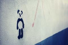 #349/365 - Panda (Jaime Carter) Tags: newzealand white streetart black art wall stencil panda hamilton waikato intrepid 365 wintec hamiltoncity thirdedition 349 day349 project365 yearthree 2013 jaimewalsh december2013 jaimecarter 3652013 picmonkey 15december2013