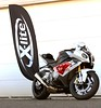 BMW S1000RR 2014 X-Lite (bjoern.gramm) Tags: flag bmw motorcycle superbike motorrad xlite s1000rr