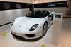 Porsche 918 Spyder Hybrid at 2014 NAIAS