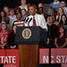 President Barack Obama announces the Next Generation Power Electronics Innovation Institute, an energy research consortium to be led by NC State.