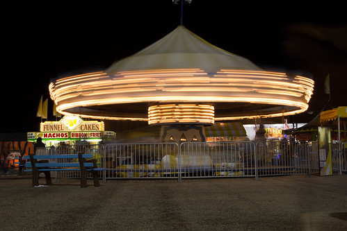 Carnival at Night - San Angelo Rodeo-5.jpg