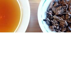 Puerh Lincang (Tetere Barcelona) Tags: shu puerhtea tealeaf  lincang chaye   yunnantea puercha uploaded:by=instagram  tepuerh