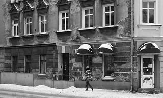Partyzantów street, Gdańsk