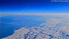 Winter Pics 1 / L'hiver en Photos 1 (PULLKATT I'M BACK) Tags: blue winter vacation usa white lake snow cold tourism window plane c
