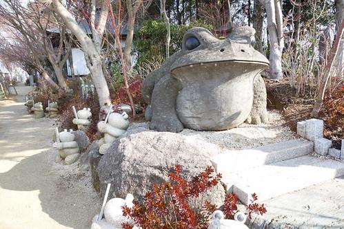 福岡 カエル寺