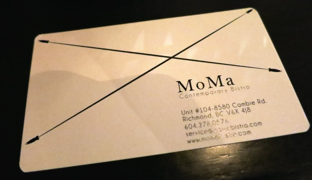 MoMa Contemporary Bistro