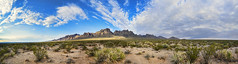 Organ Mountains- Desert Peaks National Monument (BongoInc) Tags: panorama newmexico southwest landscape desert lascruces desertlandscape organmountains chihuahuandesert