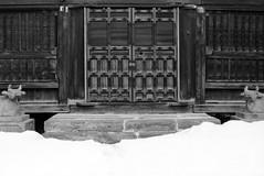 (barquadrifoglio) Tags: bw snow art japan kodak 400tx f2 nikkorsauto50mm14