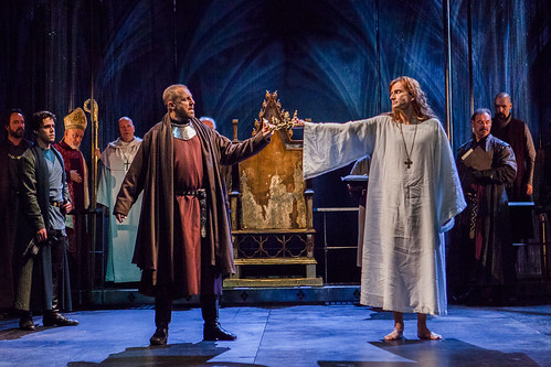 The RSC's Richard II starring David Tennant released on DVD