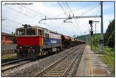 753 006 SI (Roberto Drigo) Tags: si padova 2014 treni ferrovie d753 sistemiterritoriali montegrottoterme nikond300 trenimerci robertodrigo ddphotogallery