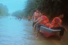 Tired (bayualamfoto) Tags: rescue film photography team flood ishootfilm portra masjid kuantan pahang catastrophe filem filmphotography temerloh wakaf filmcommunity believefilm kuantanku banjerosquad