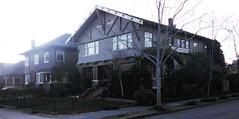 (sftrajan) Tags: california house architecture alameda eaves goldcoast clintonavenue cityofalameda parustreet americancraftsman