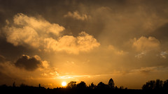 Sunset (Bo Gaarde) Tags: herlev denmark danmark nikon nikond7100 nikonafs50mmf18g sunset