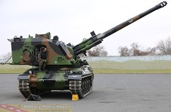 155mm French self propelled howitzer AUF1 (Model-Miniature / Military-Photo-Report) Tags: self canon french 1 photo gun military report mm ra auf amx 155 propelled howitzer 155mm auf1 régiment automoteur modelminiature dartillerie 40ème suippes amxauf1
