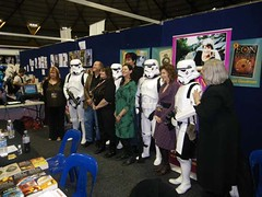 Supanova and Stormtroopers