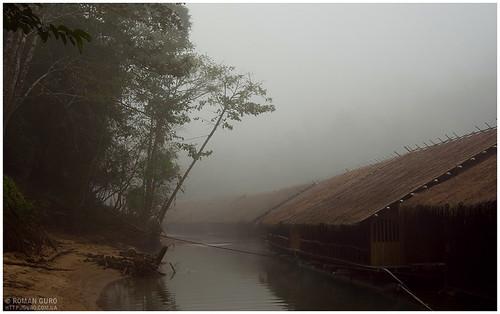 Утро на реке Квай | Thailand