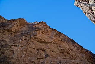 Blue Skies Between the US and Mexico (Big Bend National Park)
