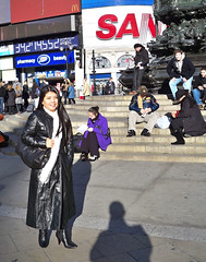 Picadilly (johnerly03) Tags: leather hair asian high long boots coat philippines heel erly