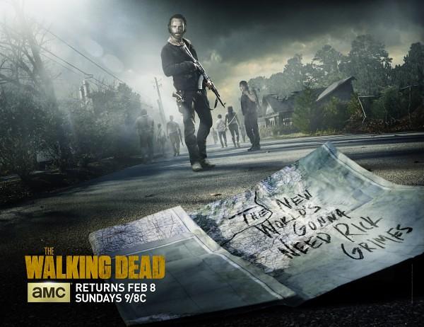 The Walking Dead Returns Tonight at 9 on AMC