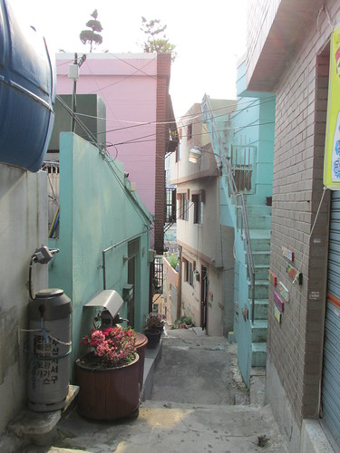 Gamchun, Busan, Corée du Sud