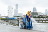 Travel | Singapore Family Trip | The Merlion