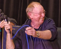 Colin Spaull (Lit, Mr. Crane, & Henrik) (Kevin MG) Tags: usa losangeles lax marriott gallifrey gallifreyone2015 convention drwho celebrity panel california