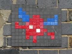 Space invader (stillunusual) Tags: uk travel england urban streetart london wall streetphotography wallart urbanart shoreditch bricklane 2016 travelphotography ldn travelphoto urbanwalls londonstreetart travelphotograph londonstreetphotography wallporn