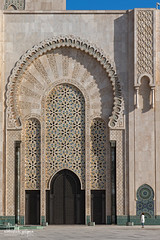 Hassan II Mosque, Casablanca, Morocco (Abhi_arch2001) Tags: architecture king pattern geometry prayer grand mosque morocco ii casablanca sultan hassan majestic moroccan islamic mega monumental