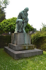 Graf Joseph Dillen, Laken (Erf-goed.be) Tags: josephdillen graf denker kerkhof begraafplaats laken brussel archeonet geotagged geo:lon=43539 geo:lat=508795