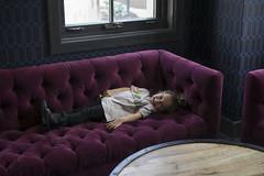 Purple Couch (evaxebra) Tags: wisconsin verona epic epiccampus epicintergalacticcampus