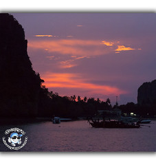 XOKA4885inss (www.linvoyage.com) Tags: ocean sunset sea cloud lake plant tree nature water girl rock sunrise landscape thailand island bay boat sailing waterfront yacht outdoor dolphin malaysia anchor sail vehicle