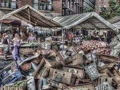 Boston Public Market (mahler9) Tags: city urban food boston market july haymarket hdr publicmarket jaym 2015 vegetablestand mahler9