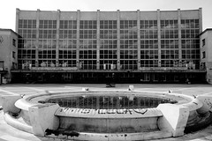 Sarajevo (Bosnia and Herzegovina) - Train Station (Danielzolli) Tags: station gare sarajevo bosnia bahnhof railwaystation estacion stazione gara bosna stasjon estaao vokzal estacio nadrazi bosniahercegovina   dworzec bosnien istasyon kolodvor stanica bosnaihercegovina bosnienherzegowina bosnienundherzegowina bosnahercegovina bosniaandhercegovina bosnienundherzegovina postaja stathmos sarayevo staziun saraybosna istasyonu stanice garata stancija   bosnieethercegovine bosniayhercegovina