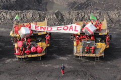 End Coal Now - action