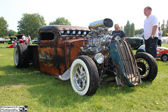 1936 Chevy Half Ton Pickup (cerbera15) Tags: 1936 fun pickup run chevy half billing 36 ton 2016 aquadrome nsra