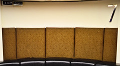 7 (ri Sa) Tags: ferry bench ship line lobby deck ms clocks serenade silja deck7