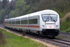 DB BR 101 130-3 (IC) [METROPOLITAN] (netzroot) Tags: germany bayern deutschland ic eisenbahn zug db deutschebahn bahn metropolitan steuerwagen
