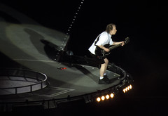 Guitar Solo (theGR0WLER) Tags: acdc rock rockorbusttour etihadstadium manchester canon canonpowershotsx50hs angus angusyoung guitar