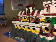 "LEGO Pirate Fort (aka ""Forty McFortface"")"