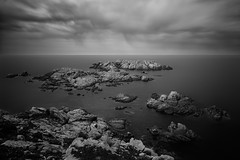 Tiuccia (Michael Beitz) Tags: bw canon landscape coast corsica le ef1740 tiuccia 5dm3