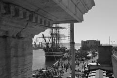 Point of View (benedettap) Tags: sea port marina ship nave porto bew scuola ancona amerigo veliero militare vespucci