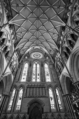 York Minister Pano Mono r1-1725 (Wagner_Photographic) Tags: york england white black art history abandoned monument glass stain monochrome abbey architecture photoshop lens photography mono photo amazing angle cathedral exploring awesome united wide kingdom architectural historic tokina photograph adobe crop dslr minster 18thcentury sensor lightroom photograpy explored 1116mm 24mpx d7200 wagnerphotographic