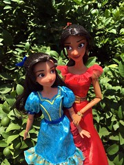 Best Hermana Ever! (Christo3furr) Tags: nature store doll princess disney elena isabel jcpenney avalor
