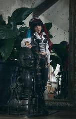 L'aventuriere (Mamzelle Follow) Tags: doll explorer ivan pirate bjd lisette steampunk adventuress maskcat lightan