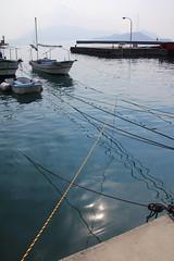 2 (Yorozuna / ) Tags: sea japan port harbor boat seaside ship hiroshima anchorage mooring   moorings fishery takehara     fishingindustry      tadanoumi        tadanoumiport