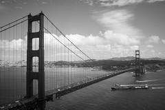 Battery Spencer (@anthny.nguyen) Tags: sanfrancisco goldengate goldengatebridge blackandwhite bw landscape photography sony sonya7 sonyalpha a7 24mm 24mmai nikonai fullframe fotodiox california