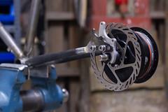 _MG_3329 (NorkaBizi) Tags: bicycle cargo frame lug framebuilding cargobike lugs