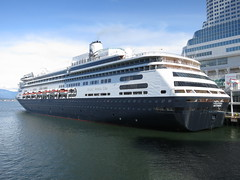 IMG_2639 (sevargmt) Tags: vancouver bc british colombia canada cruise ncl norwegian pearl may 2016 downtown place holland america volendam ship