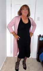 Black Dress (Trixy Deans) Tags: hot cute sexy classic tv dress cd crossdressing tgirl dresses tranny transvestite transgendered crossdresser crossdress tg sexylegs transsexual classy trixy sexyblonde tgirls xdresser transvesite sexyheels trixydeans sexytransvestite